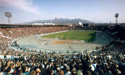 Республиканский стадион Спартак