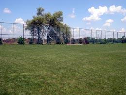 Верхнее тренировочное поле